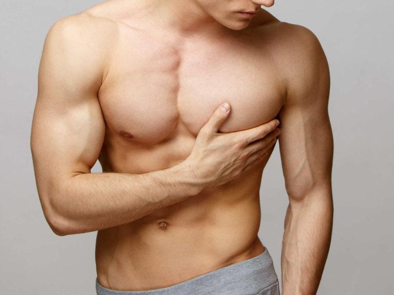Иссечение гинекомастии